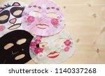 korean...   Shutterstock . vector #1140337268