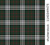 tartan traditional checkered... | Shutterstock .eps vector #1140349475