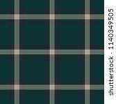 tartan traditional checkered... | Shutterstock .eps vector #1140349505