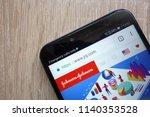 konskie  poland   july 21  2018 ... | Shutterstock . vector #1140353528