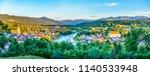 famous old town of bad toelz  ... | Shutterstock . vector #1140533948