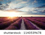 shot of beautiful landscape of... | Shutterstock . vector #1140539678