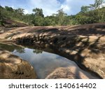 this waterfall basin in north... | Shutterstock . vector #1140614402