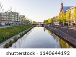 utrecht  netherlands   may 5 ... | Shutterstock . vector #1140644192