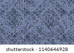 ikat seamless pattern.  tie dye ... | Shutterstock . vector #1140646928