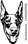 Doberman Dog Breed Pet