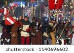 prague  czech republic july 14  ... | Shutterstock . vector #1140696602