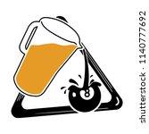 pool team logo  billiards shirt ... | Shutterstock .eps vector #1140777692