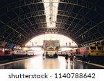 2018.7.17 bangkok thailand  ... | Shutterstock . vector #1140788642