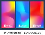 packaging product design label... | Shutterstock .eps vector #1140800198
