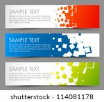 Simple Colorful Horizontal...