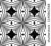 art deco seamless vintage... | Shutterstock .eps vector #1140862568