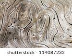wooden swirls organic... | Shutterstock . vector #114087232