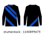 design for sublimation print.... | Shutterstock .eps vector #1140899675