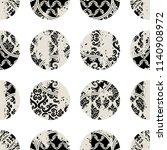 template seamless geometric... | Shutterstock .eps vector #1140908972