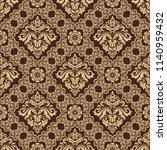 classic seamless vector pattern....   Shutterstock .eps vector #1140959432