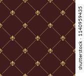 seamless vector pattern. modern ...   Shutterstock .eps vector #1140959435