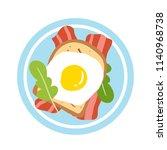 vector illustration of... | Shutterstock .eps vector #1140968738