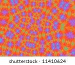 computer generated wavy...   Shutterstock . vector #11410624