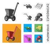 motoblock and other...   Shutterstock .eps vector #1141066142