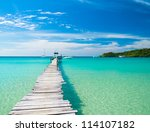 path filled with love way to... | Shutterstock . vector #114107182