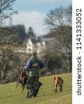 days pheasant shooting in...   Shutterstock . vector #1141333052