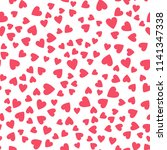 heart seamless pattern cover....