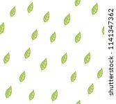 leaf seamless pattern cover....