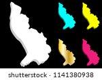 3d map of liechtenstein ...   Shutterstock .eps vector #1141380938