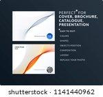 soft design presentation...   Shutterstock .eps vector #1141440962