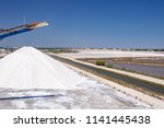 Salt Flats Of Aigues Mortes ...