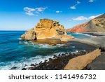 lanzarote island  spain | Shutterstock . vector #1141496732