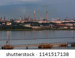 southampton  uk   june 05 2018  ... | Shutterstock . vector #1141517138