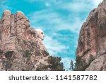 image of beautiful mount... | Shutterstock . vector #1141587782