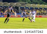 toyota thai league 1   22 july... | Shutterstock . vector #1141657262