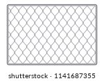 creative vector illustration of ... | Shutterstock .eps vector #1141687355
