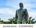 san francisco  california  usa  ... | Shutterstock . vector #1141853462