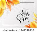 vector illustration with design ... | Shutterstock .eps vector #1141910918