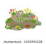 vector flat style illustration...   Shutterstock .eps vector #1141941128