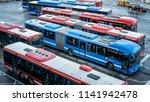stockholm  sweden   october... | Shutterstock . vector #1141942478