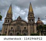 guadalajara  mexico   june 25 ...   Shutterstock . vector #1141946912