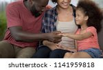 parents find approach to their... | Shutterstock . vector #1141959818