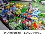 bangkok  thailand   april 25 ... | Shutterstock . vector #1142044982