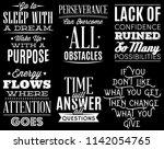 vector set of stylized retro...   Shutterstock .eps vector #1142054765