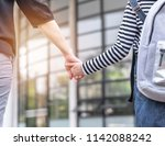 educational back to school ... | Shutterstock . vector #1142088242