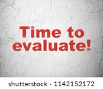 timeline concept  red time to... | Shutterstock . vector #1142152172