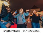 may 13  2018 minsk belarus... | Shutterstock . vector #1142227358
