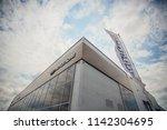ufa  russia july 8  2018 ... | Shutterstock . vector #1142304695