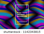 modern abstract background with ... | Shutterstock .eps vector #1142343815