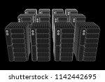 hardware equipment...   Shutterstock .eps vector #1142442695